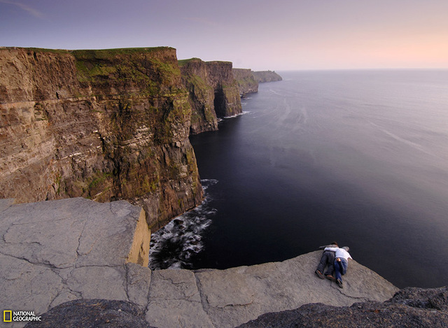 Cliffs of Moher, Irlande