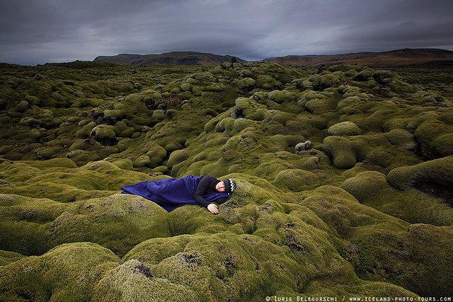 La plupart des endroits en Islande