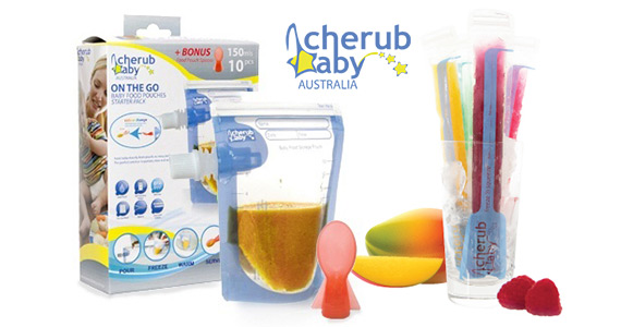 Free Cherub Baby Sample Pack • Free Samples Australia
