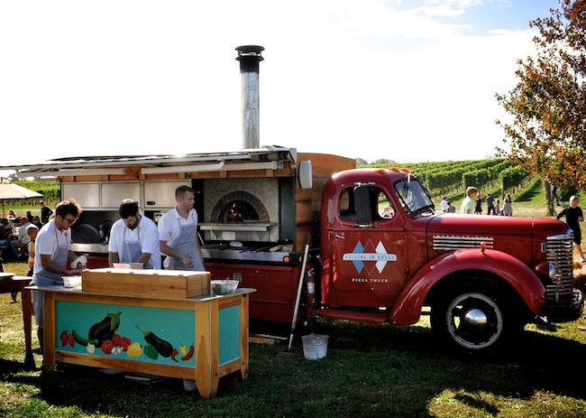 The Coles Food Truck