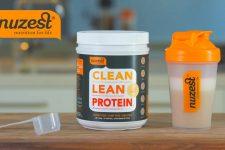 Clean Lean Protein.