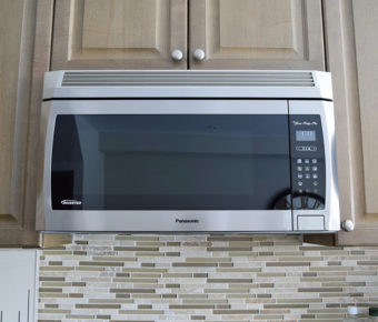 Panasonic Evolved Microwave