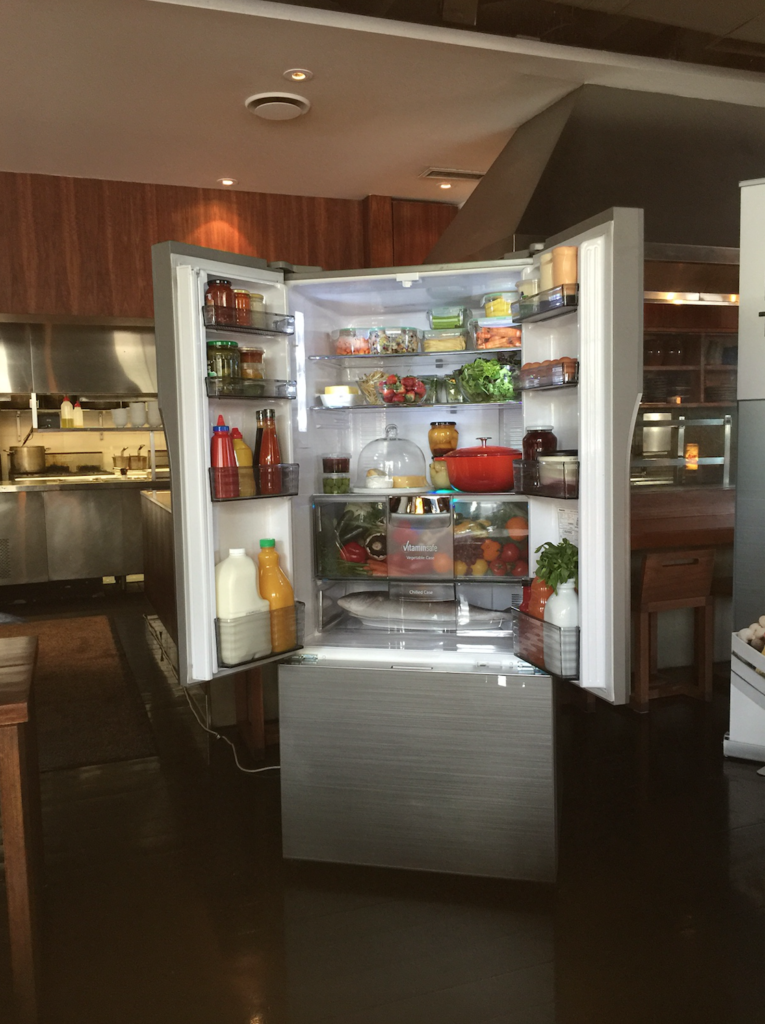 Panasonic French Door Fridge