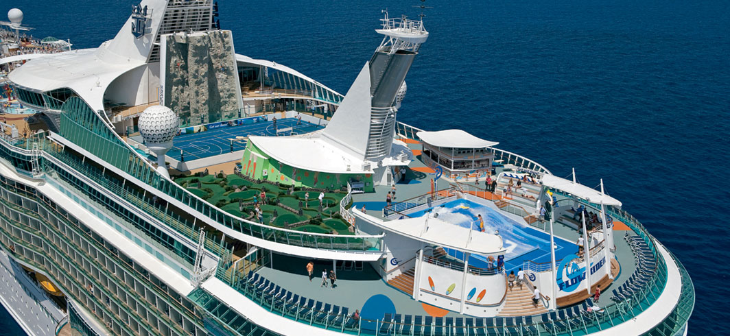 Win An Exclusive Cruise On Royal Caribbean39s All New
