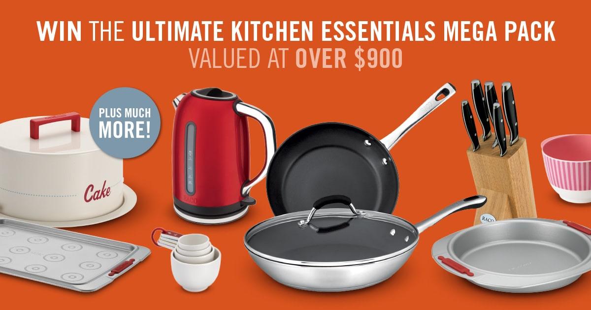 Raco Kitchen Essentials  Piece Set