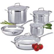 Scanpan's Impact 5-piece cookware set