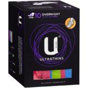 U by Kotex Ultrathin Pads