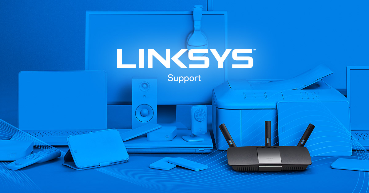 LinksysOfficialSupport