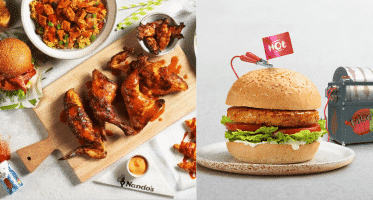 FREE Food from Nando's on your Birthday