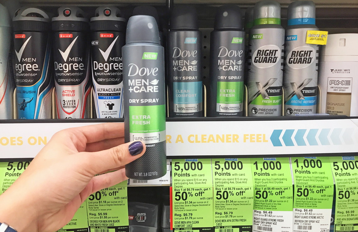 Try FREE Dove Deodorant! - Free Samples Australia