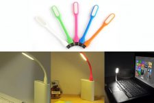 Portable Flexible Mini USB LED Light
