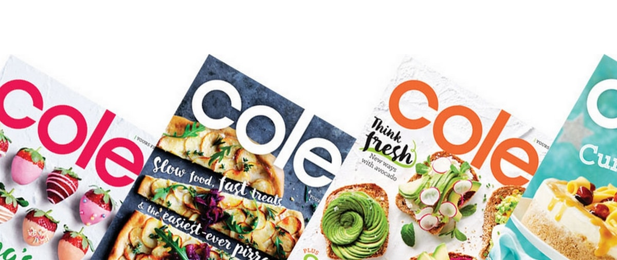Free Latest Coles Magazine!