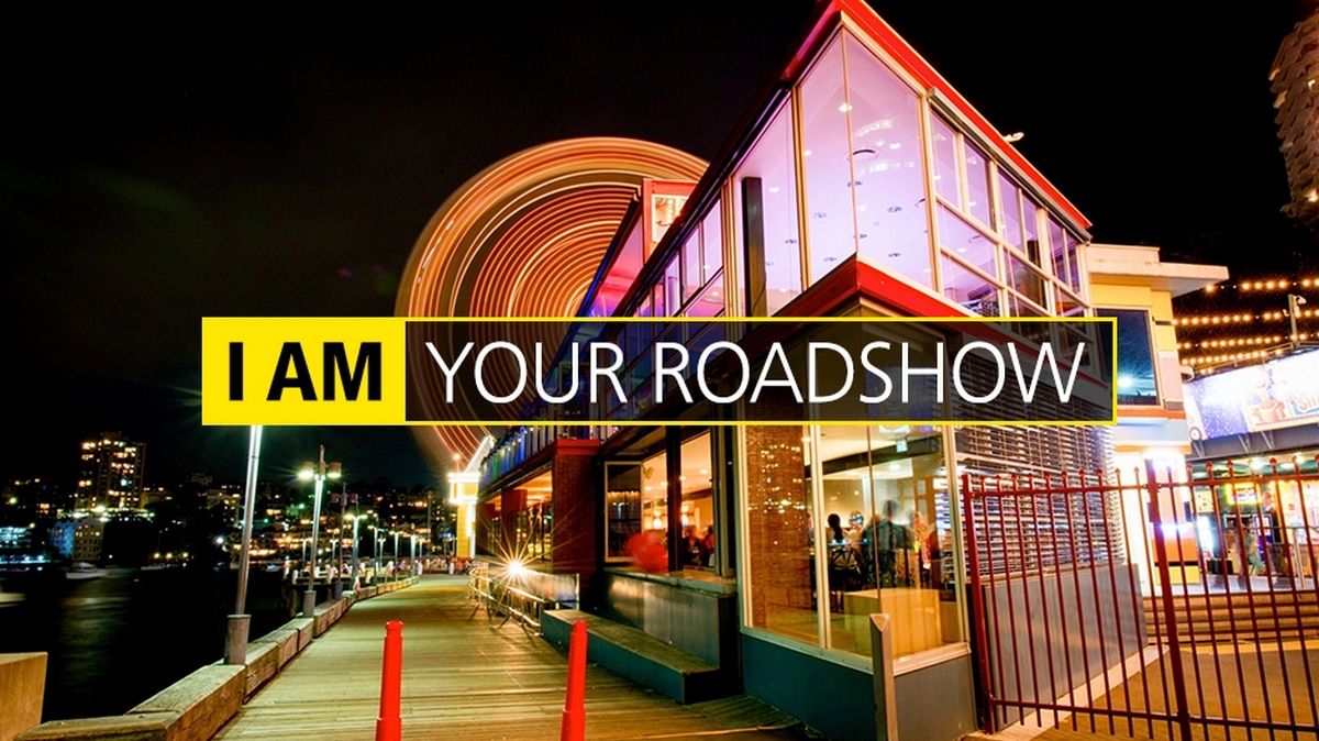 Free Entry to Nikon Roadshow – for Your Photographic Amusement inc Food