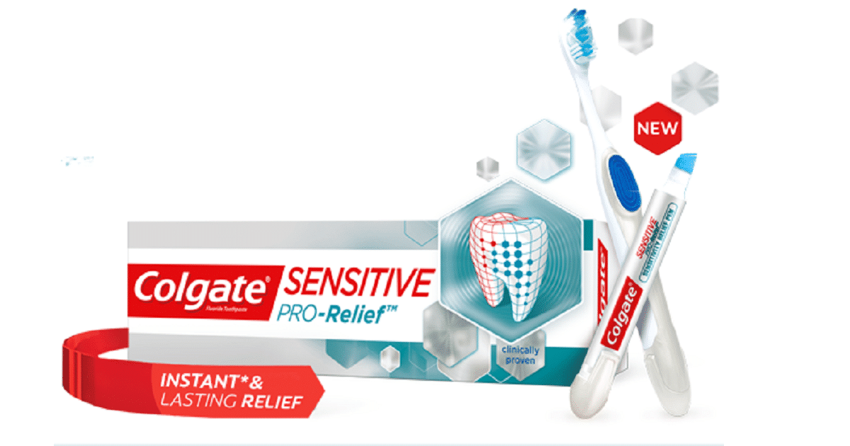 marketing plan for colgate sensitive pro relief Colgate-palmolive products are trusted by millions around the globe to care for their families and homes learn about our products, stocks, and careers colgate-palmolive products are trusted by millions around the globe to care for their families and homes learn about our products, stocks, and careers.