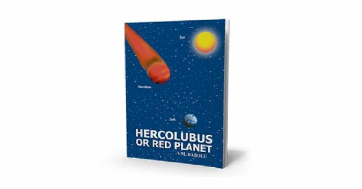 FREE Book Copy of Hercolubus or Red planet