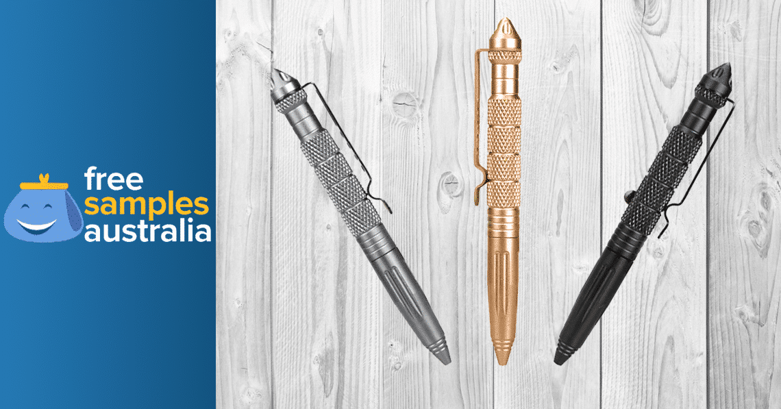 20 FREE Beautiful Tactical Pens!
