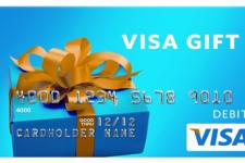 visa gift
