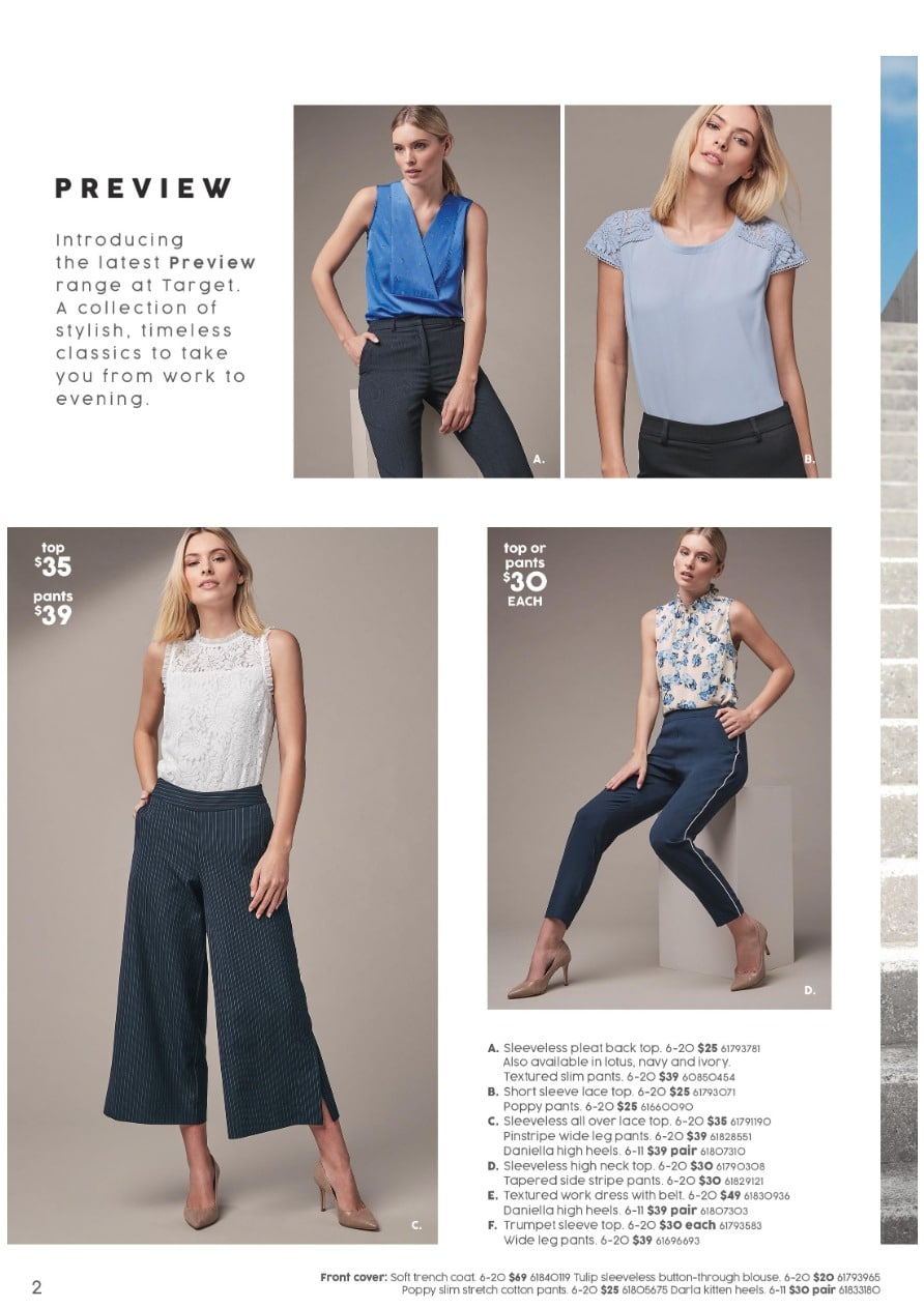 Target Catalogue - From Feb 14 to 27 • Free Samples Australia