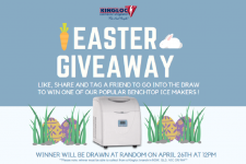 win-easter-giveaway-benchtop-ice-maker