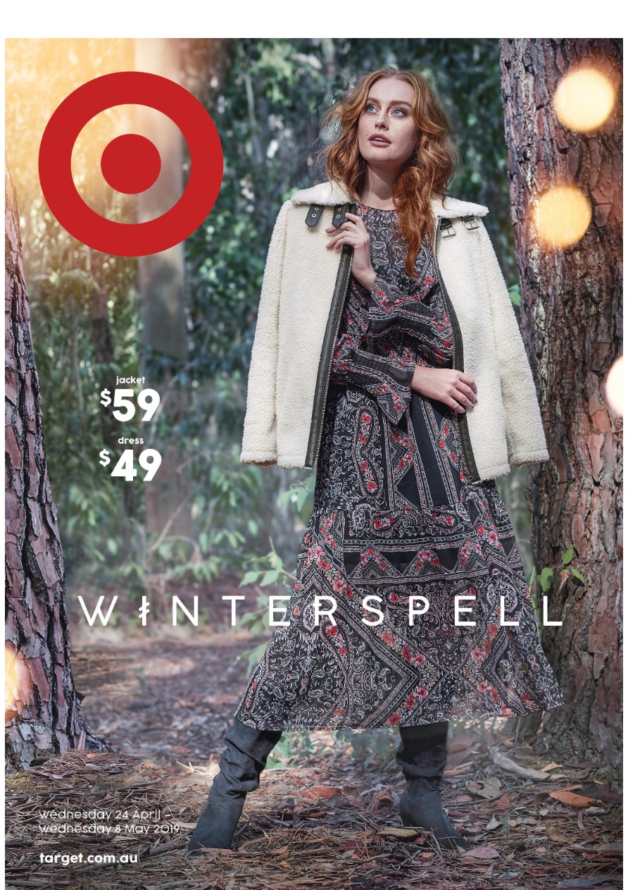 Target Catalogue Winterspell - April 24 to May 8, 2019