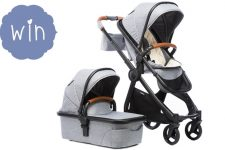 win-babybee-rover-with-bassinet
