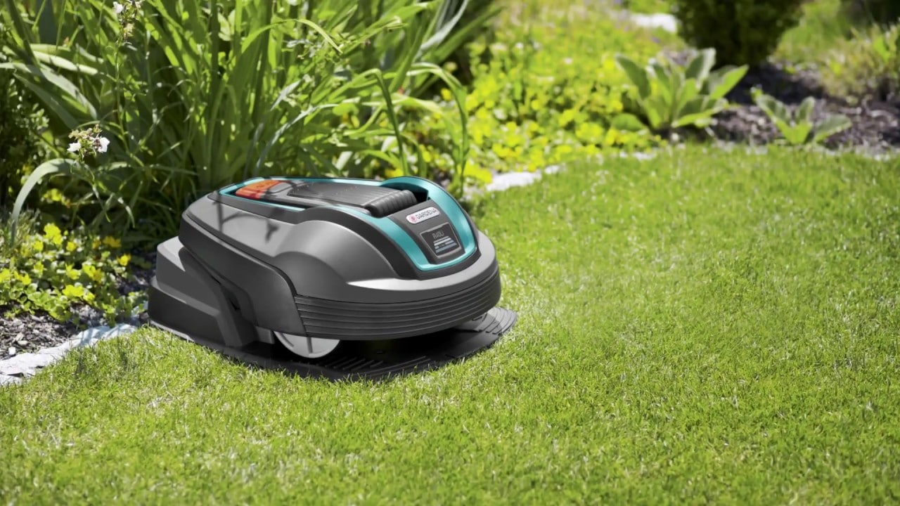 WIN a $1,299 GARDENA Robotic Lawnmower