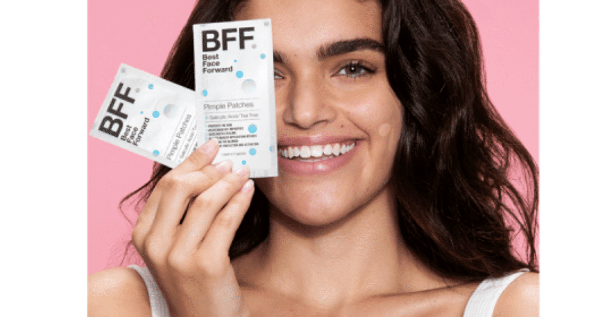 Get your FREE BFF Pimple Patch Samples