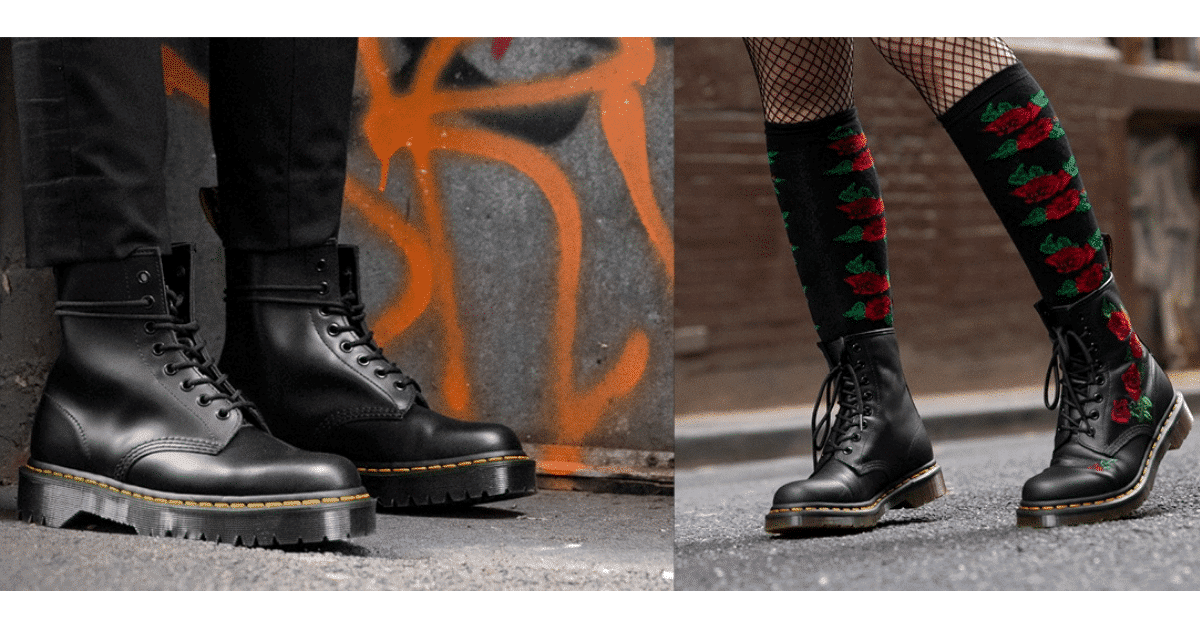 Win $500 of New Season Dr Martens Footwear