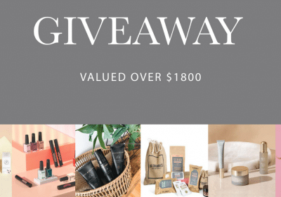Win Health Beauty Vouchers Products Pack Free Samples Australia