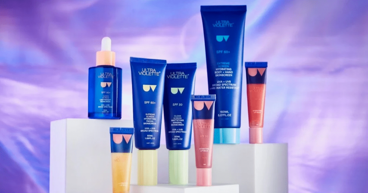 Win a year's worth of Ultra Violette sunscreen