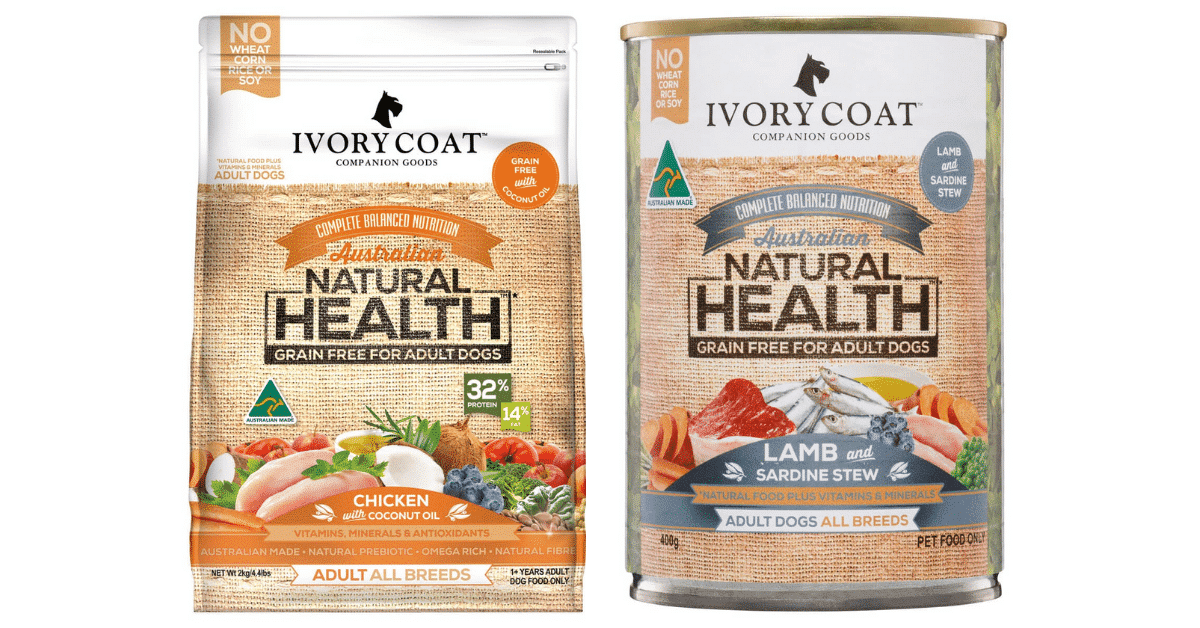 FREE samples of pet food from Ivory Coat
