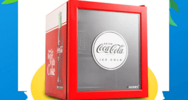 Win 1 of 5 Coke fridges