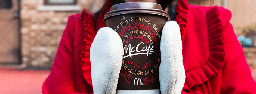 Mcdonalds Vouchers McCafe
