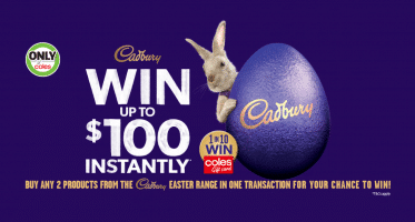 Win 1 of 10 Coles gift cards