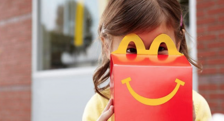 Mcdonalds Vouchers Happy Meal for $4 Only