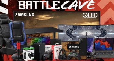 win battle cave