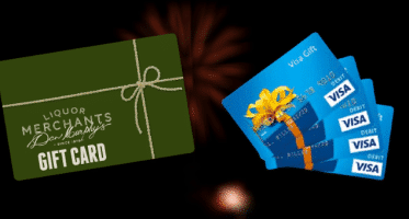 dan murphy's and VISA gift cards