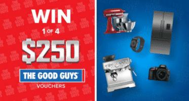 win the good guys vouchers