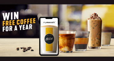 Win Free Coffee for a Year from McDonald's
