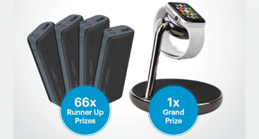 Win an Apple Watch 6 + 66 Cygnett ChargeUp Power Banks
