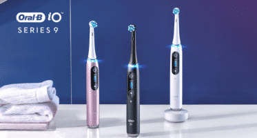Win an Oral-B iO Series 9 toothbrush