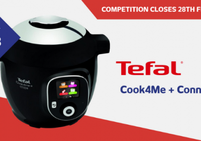 Win a Tefal Cook4Me + Connect Multicooker