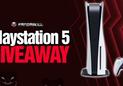 Win a Playstation 5 with games bundle & more...