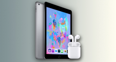Win an Apple iPad & accessories + AirPods with charging case
