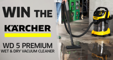 Win a Karcher Multi-Purpose Vacuum Cleaner