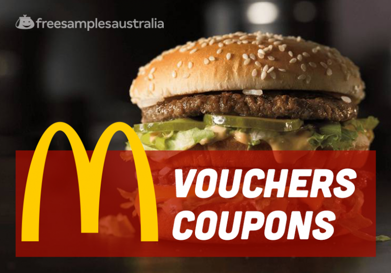 McDonald's Vouchers → May 2021