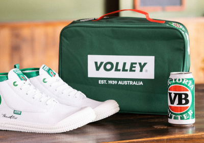 Win a pair of VB x Volley Size US 11 Sneakers