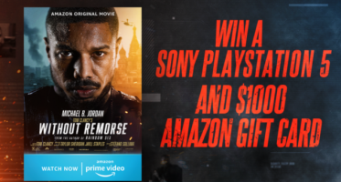 Win a PlayStation 5 & $1,000 Amazon Gift Card