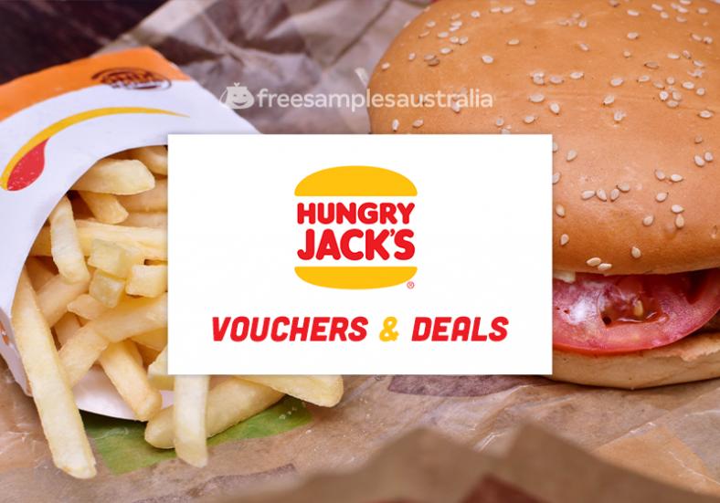 Hungry Jacks Vouchers Deals Australia
