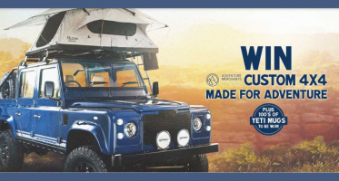 Win a custom Land Rover Defender td5 4x4 & more...
